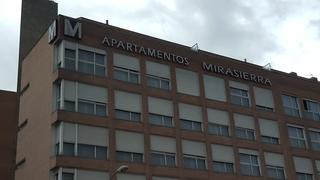 SUITES MIRASIERRA - Hotel cerca del Estadio Reyno de Navarra