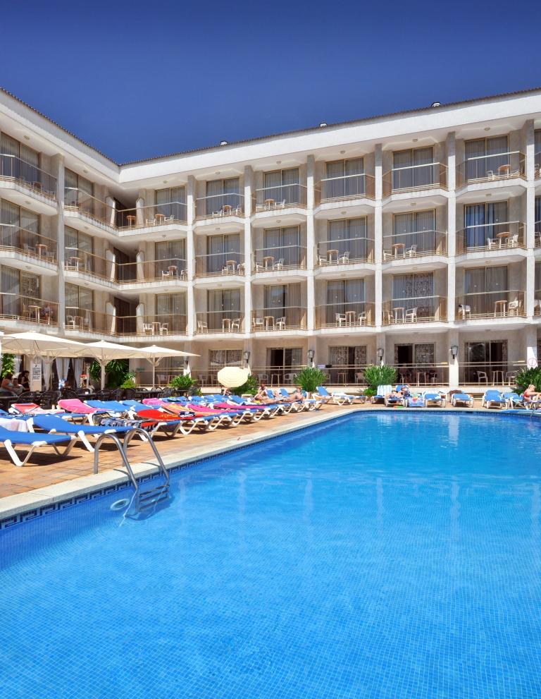 Hotel APARTHOTEL MIAMI PARK - CALELLA