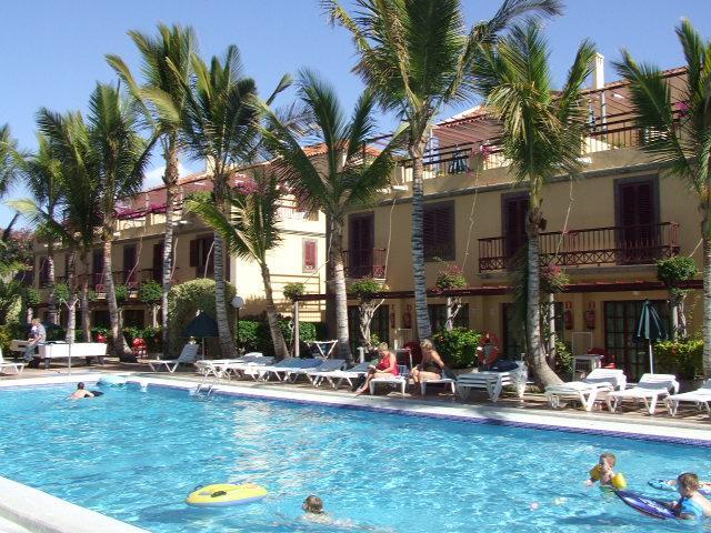 Hotel APARTAMENTOS OASIS MASPALOMAS