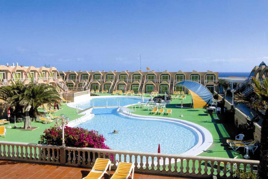 APARTAMENTOS LA PIRAMIDE - Hotel cerca del Aeropuerto de Fuerteventura