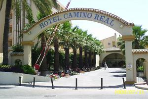HOTEL PUEBLO CAMINO REAL - Hotel cerca del Palacio de Deportes Martín Carpena