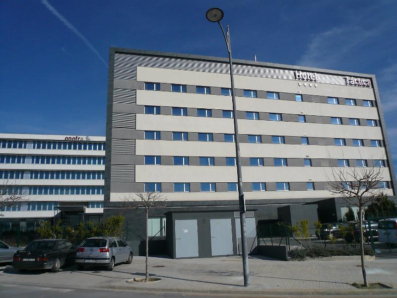 HOTEL TACTICA - VALENCIA - Hotel cerca del Feria de Valencia