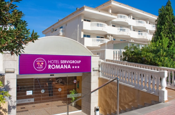 Hotel Servigroup Romana 1