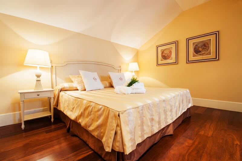 DOMUS SELECTA HOTEL PALACIO VILLA DE ALARCON & SPA - Hotel cerca del Club de Golf Cuesta Blanca