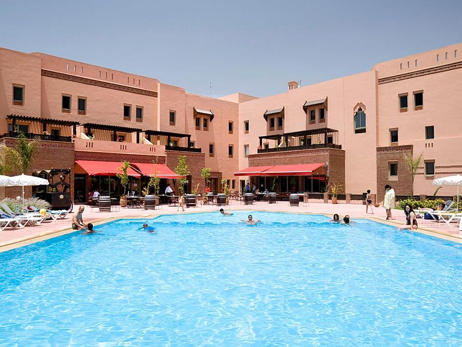 Ibis Moussafir Marrakech Palmeraie