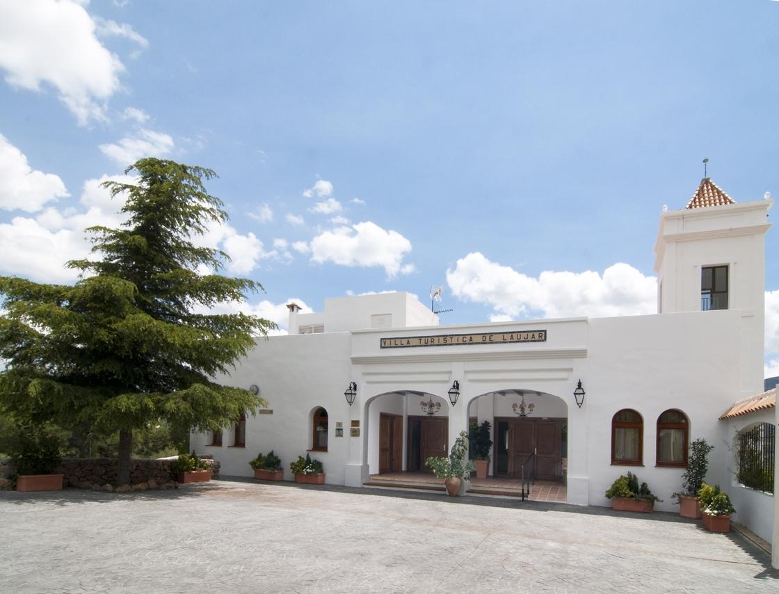 HOTEL VILLA DE LAUJAR - Hotel cerca del Alpujarra de Almería