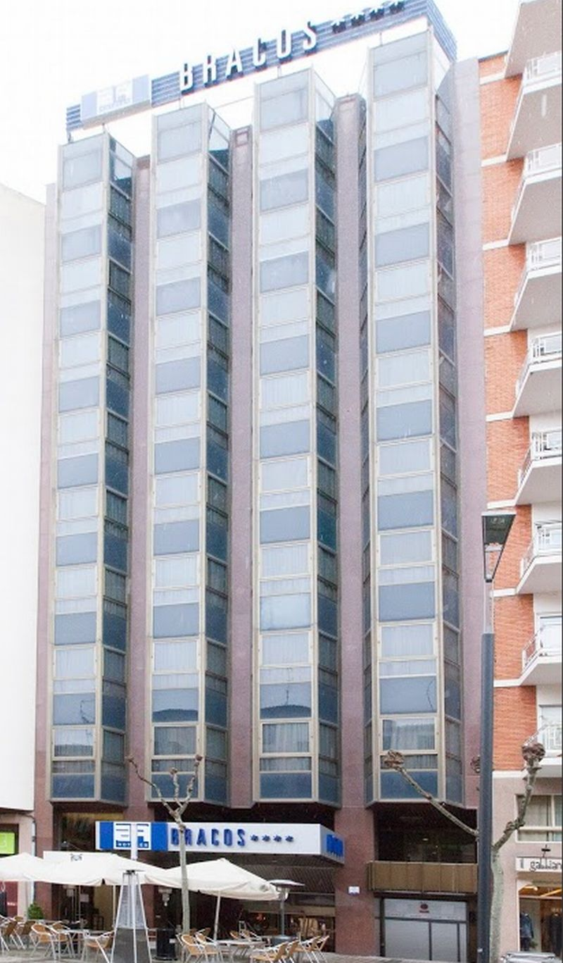 HOTEL LOS BRACOS - Hotel cerca del Aeropuerto de Logroño - Agoncillo