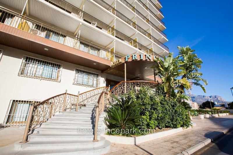 HOTEL PRINCE PARK - costa blanca