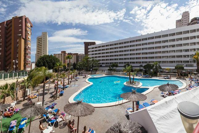 POSEIDON RESORT HOTEL - costa blanca