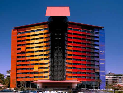 PUERTA AMERICA - Hotel cerca del Sala Berlanga
