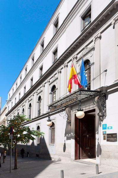 GRAN MELIA PALACIO DE LOS DUQUES - Hotel cerca del Hospital Gómez Ulla (Carabanchel)