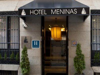 MENINAS (PROMO) - Hotel cerca del Hospital Gómez Ulla (Carabanchel)