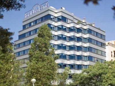 ABBA SANTS - Hotel cerca del Camp Nou