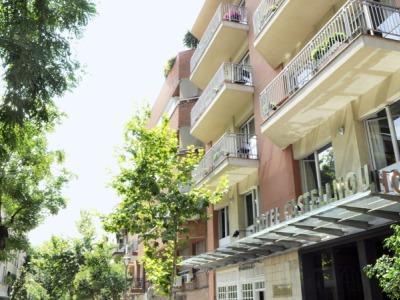 CATALONIA CASTELLNOU - Hotel cerca del Camp Nou