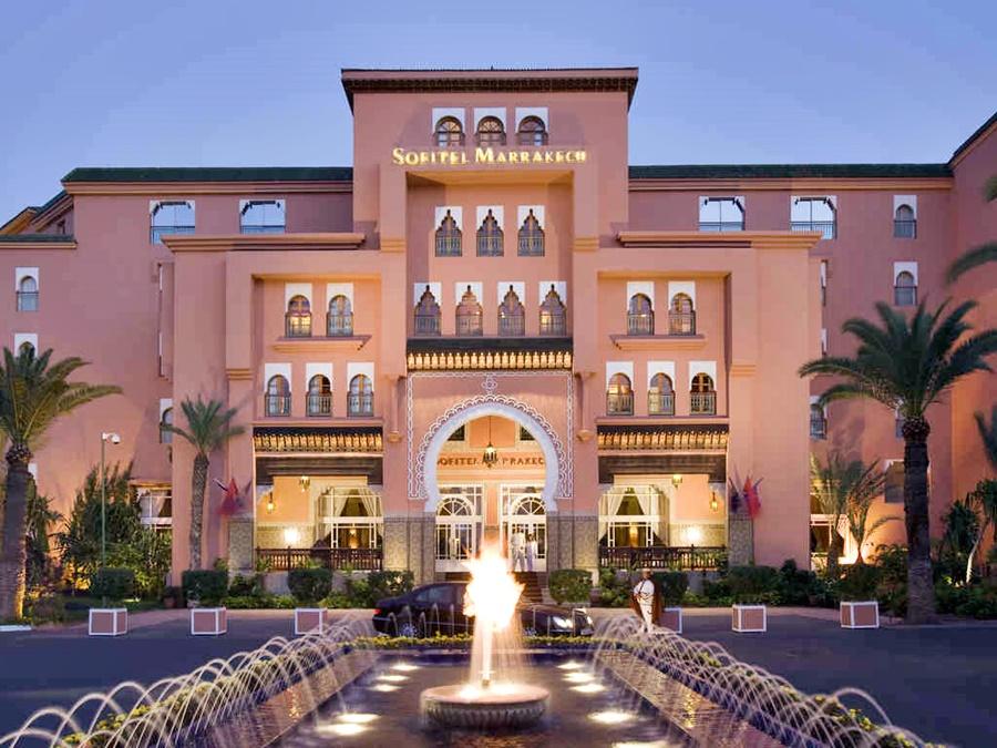 Sofitel Marrakech Lounge &spa