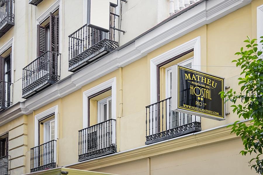 Fotos del hotel - HOSTAL MATHEU