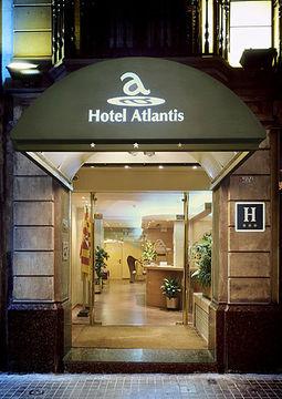 ATLANTIS BY ATBCN - Hotel cerca del Bar Betty Ford