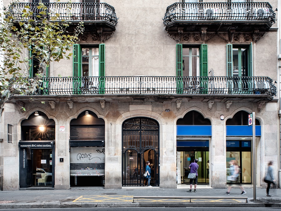 Hotel Mihlton Barcelona Boutique B&b