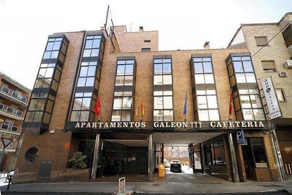 Hotel En Madrid Aparthotel Quo Galeon Madrid De Mejorhotel