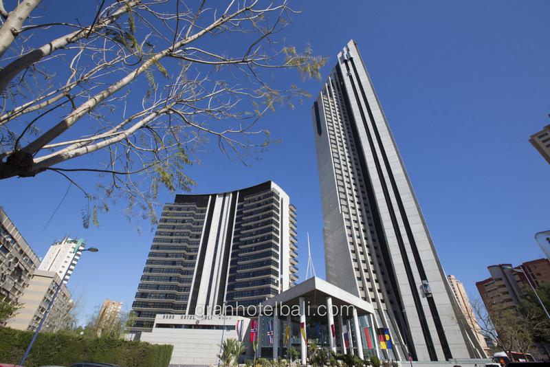 GRAN HOTEL BALI - costa blanca