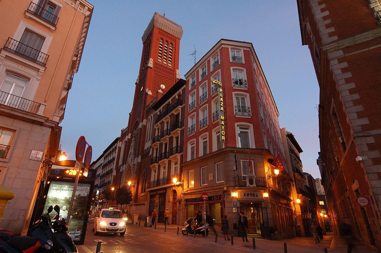 HOTEL PLAZA MAYOR - Hotel cerca del Hospital Gómez Ulla (Carabanchel)