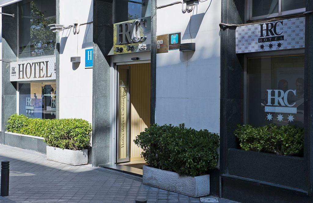 HOTEL HRC MADRID - Hotel cerca del Hospital Gómez Ulla (Carabanchel)