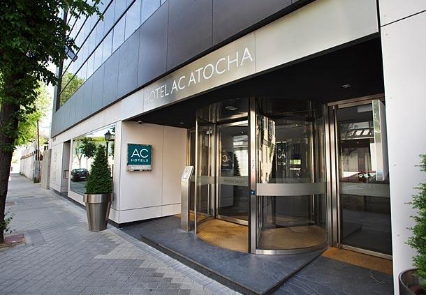 HOTEL AC ATOCHA - Hotel cerca del Estación Sur de Autobuses