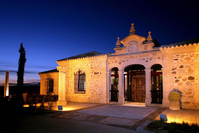 HOTEL CIGARRAL EL BOSQUE - Hotel cerca del Plaza de Toros de Toledo