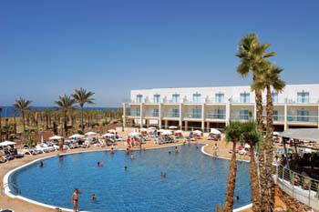 HOTEL CABOGATA GARDEN - Hotel cerca del Playa de los Genoveses