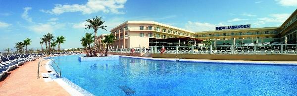 HOTEL CABOGATA MAR GARDEN - Hotel cerca del Playa de Mónsul