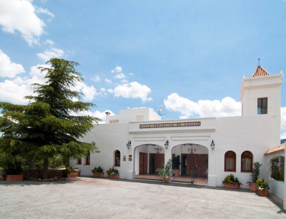 VILLA TURISTICA DE LAUJAR DE ANDARAX - Hotel cerca del Alpujarra de Almería