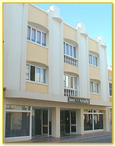 HOTEL ALFONSO III - baleares
