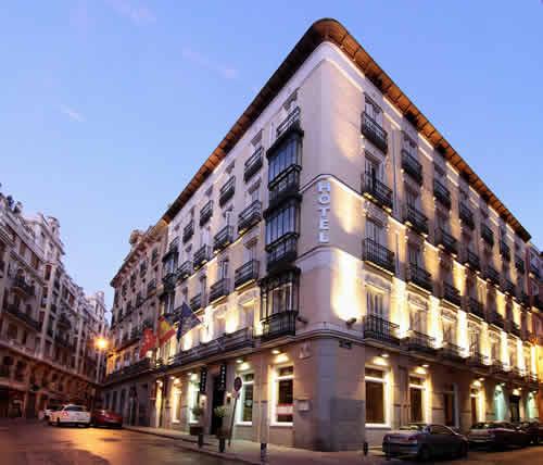 LUSSO INFANTAS - Hotel cerca del Museo Reina Sofía