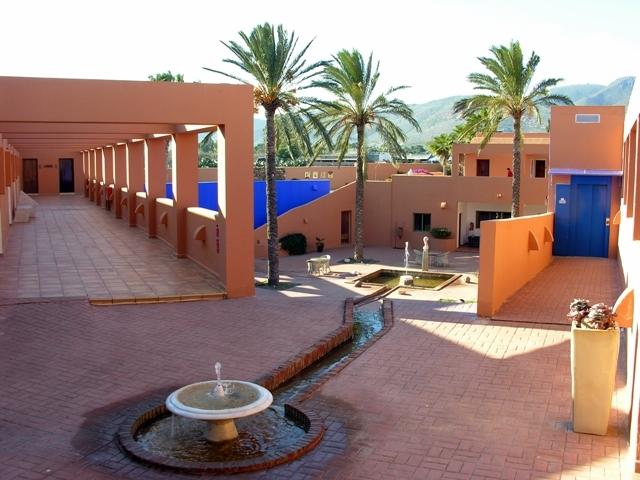 HOTEL DE NATURALEZA  RODALQUILAR & SPA  CABO DE GATA - Hotel cerca del Playa de Mónsul