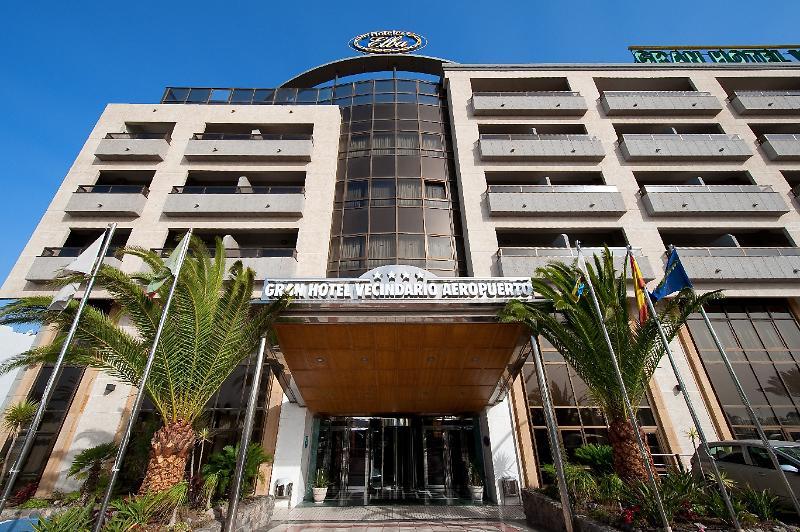 Elba Vecindario Aeropuerto Business & Convention Hotel ...