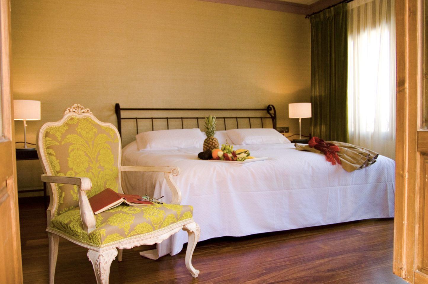 Hoteles con encanto hotel castillo de ayud calatayud - Castillo de ayud calatayud ...