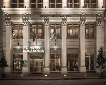 Ac Hotel By Marriott New Orleans Bourbon/french Quarter AreaUlteriori informazioni sulla sistemazione