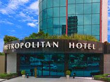 HotelMetropolitan Hotel Piauí
