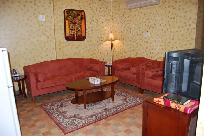 Al  Ghazal Suites HotelUlteriori informazioni sulla sistemazione