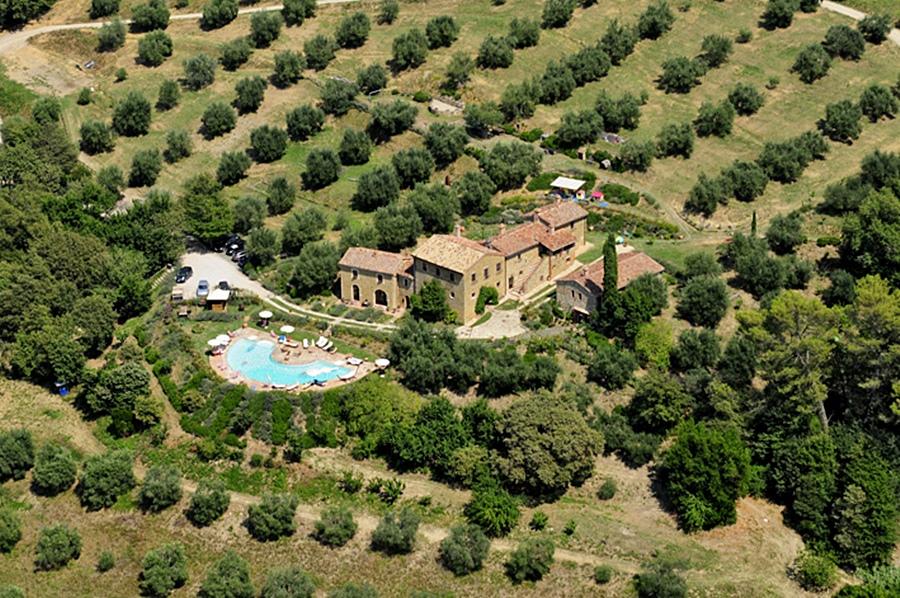 Hotel Ecoresort Il Cantico Della Natura