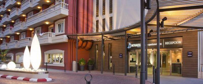 Hotel ACUAZUL APARTHOTEL AND SPA