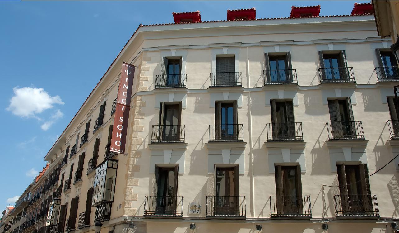 VINCCI SOHO - Hotel cerca del Bar El Azul de Fucar