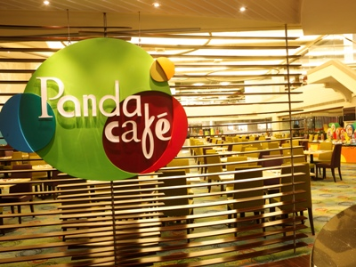 PANDA (ROOM ONLY)
