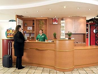 IBIS IRUN - Hotel cerca del Aeropuerto de San Sebastián