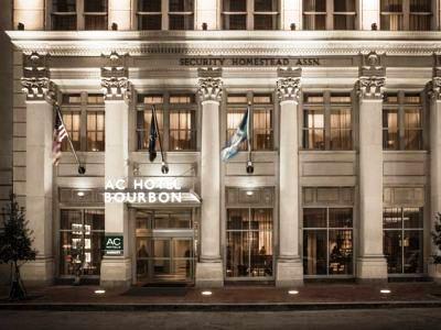 Ac Hotel By Marriott BourbonUlteriori informazioni sulla sistemazione