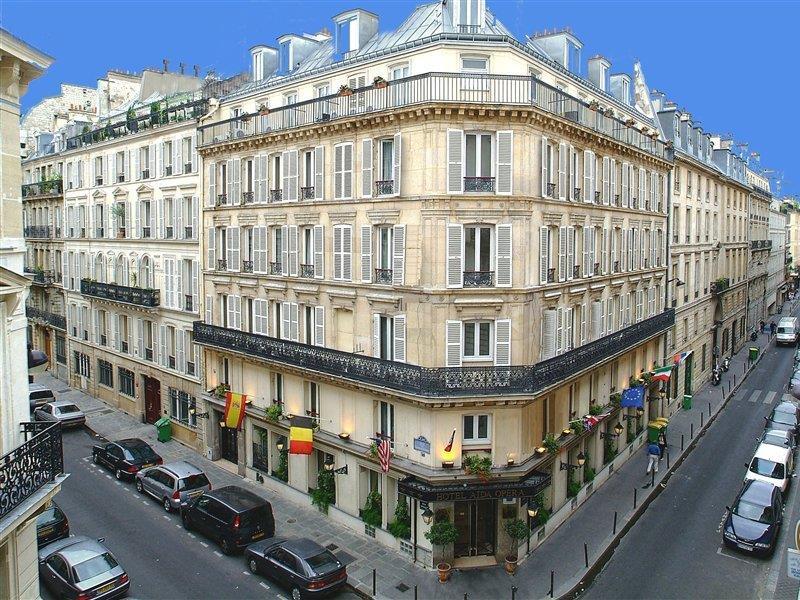 Boutique hotels in france hotelnights for Boutique hotels france