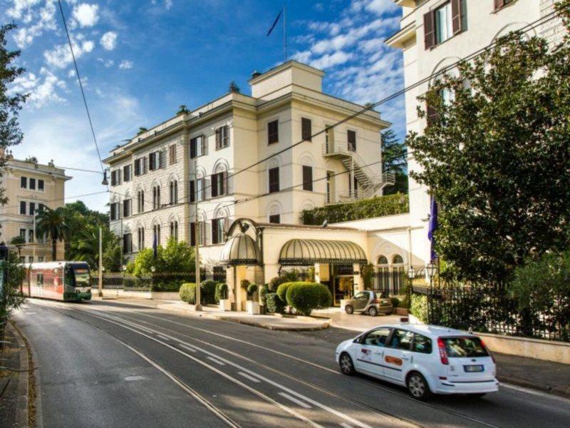 Aldrovandi Villa Borghese (Ex Palace), Italy - Dawson Travel