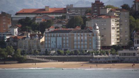 SILKEN RIO SANTANDER - Hotel cerca del Club de Golf Mataleñas
