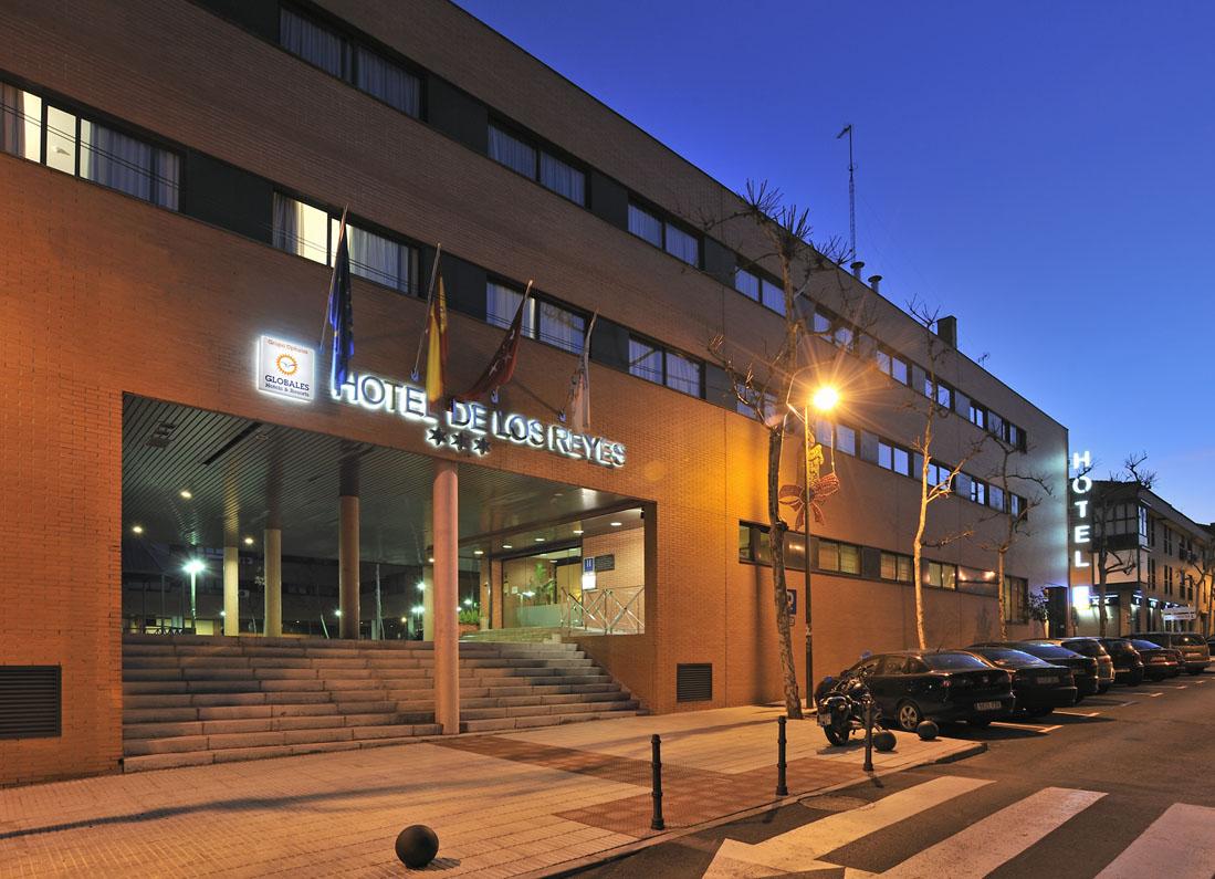 GLOBALES HOTEL DE LOS REYES