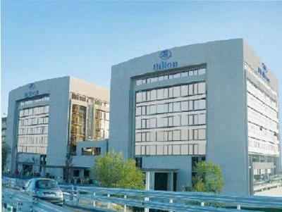 HILTON MADRID AIRPORT HOTEL - Hotel cerca del Estadio de la Peineta